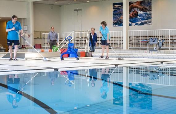 Haarlemse zwembaden gaan weer open