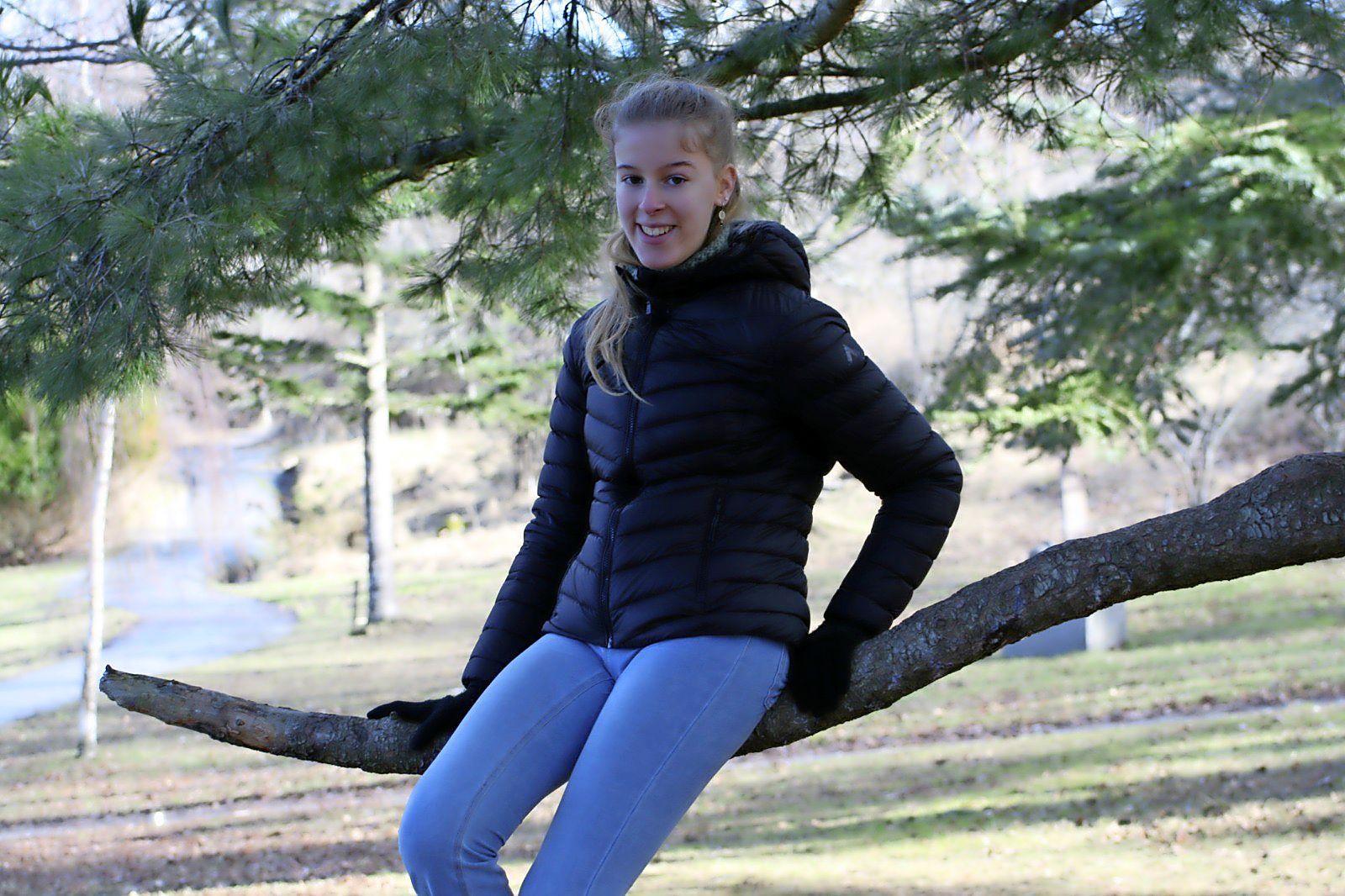 Leiderdorpse Madelief Waasdorp is pas 14, en heeft al een thriller op haar naam