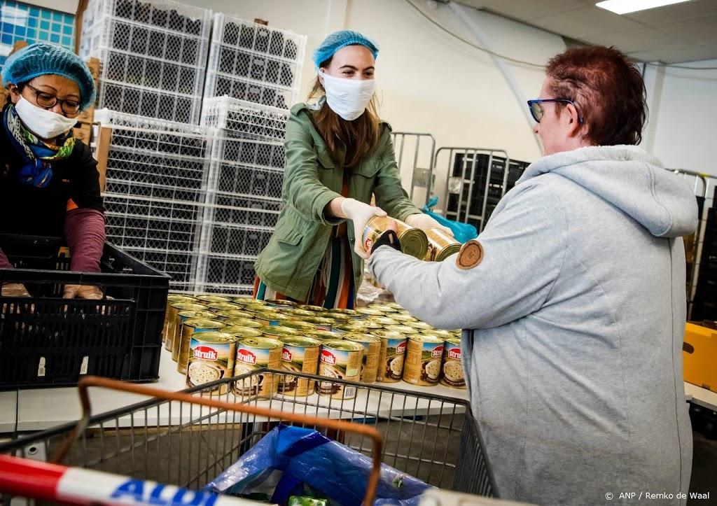 Zo'n 8 miljoen extra om tekorten voedselbanken te voorkomen