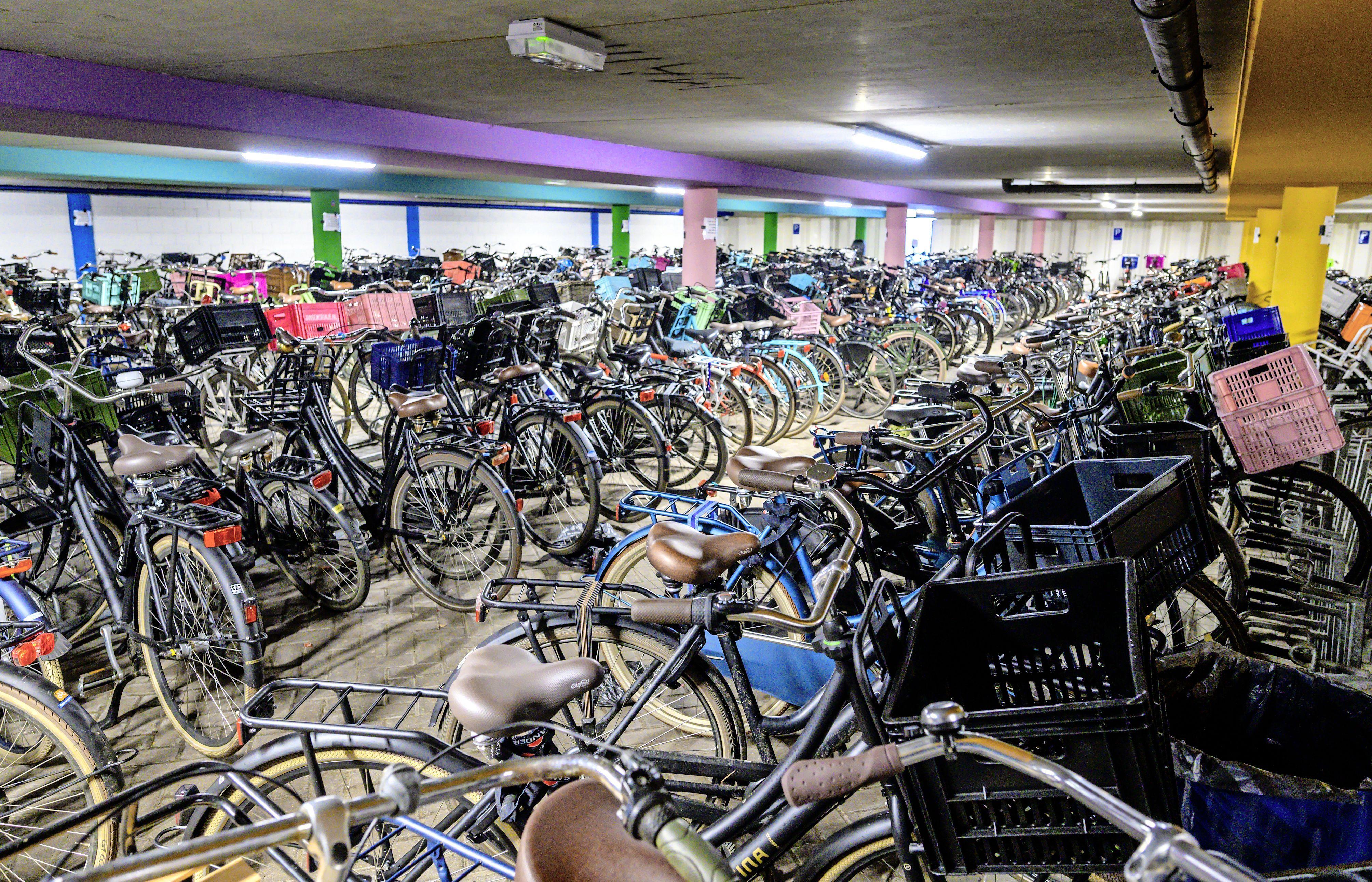 Haarlems CU-raadslid Frank Visser wil landelijk 'ruim baan maken voor de fiets': Actieplan voor investering 1 miljard euro