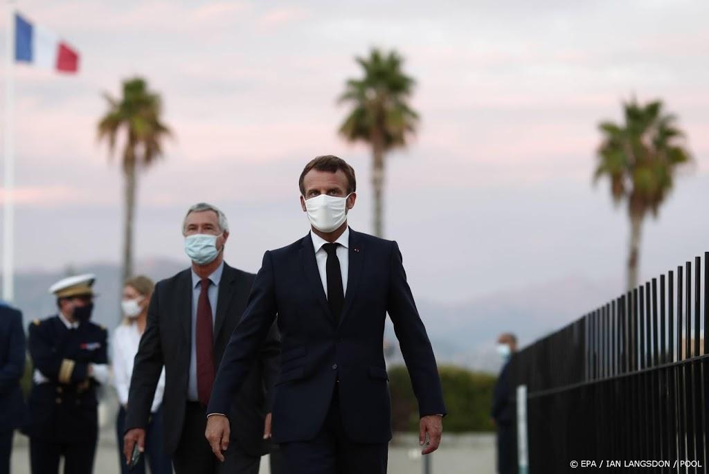 Frankrijk verscherpt coronamaatregelen Corsica, Bretonse kust