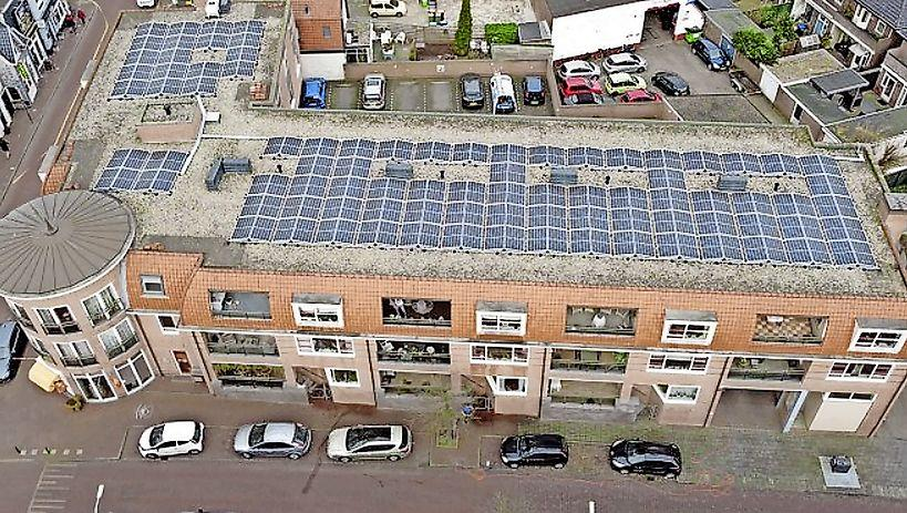 Het lokaal klimaatakkoord in Velsen verdient een impuls. Kosten: 400.000 euro