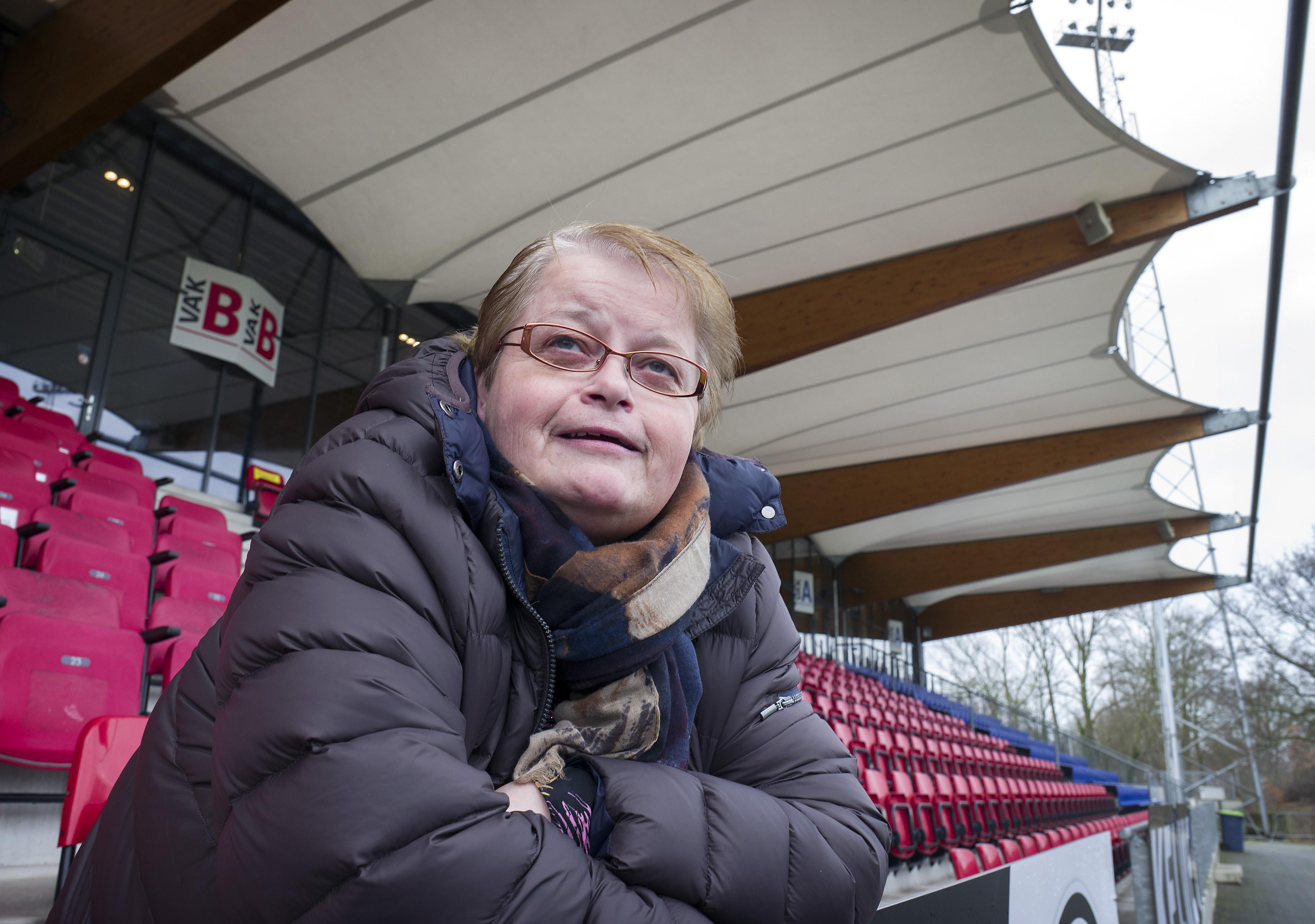 IJmonder van het jaar-kandidaat Marja Korbee: 'Kom je aan de club, dan kom je aan haar'