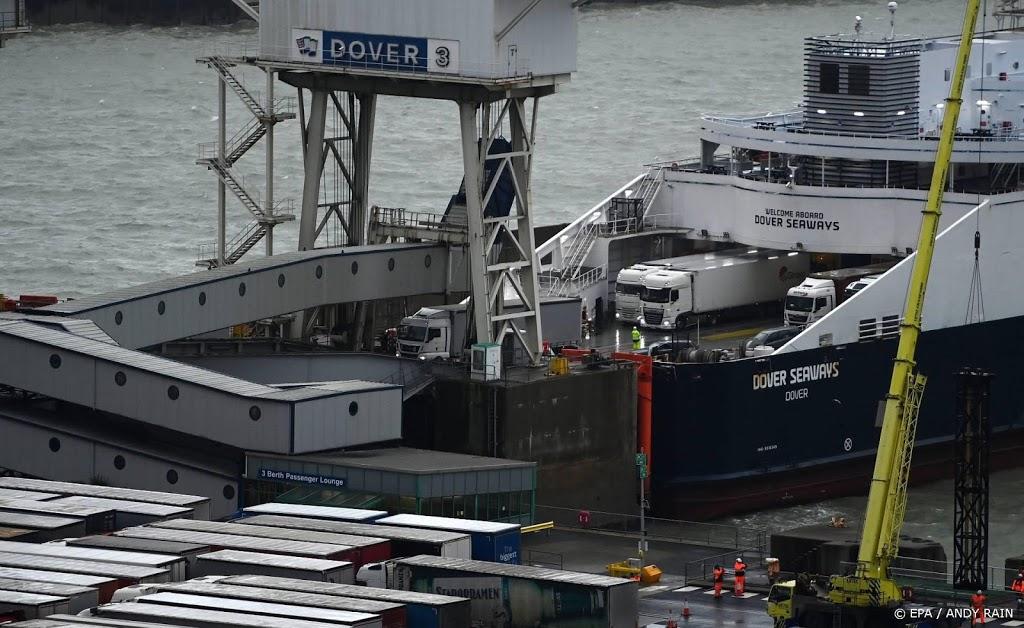 Londen komt met nieuwe coronatestplicht voor vrachtwagenchauffeur