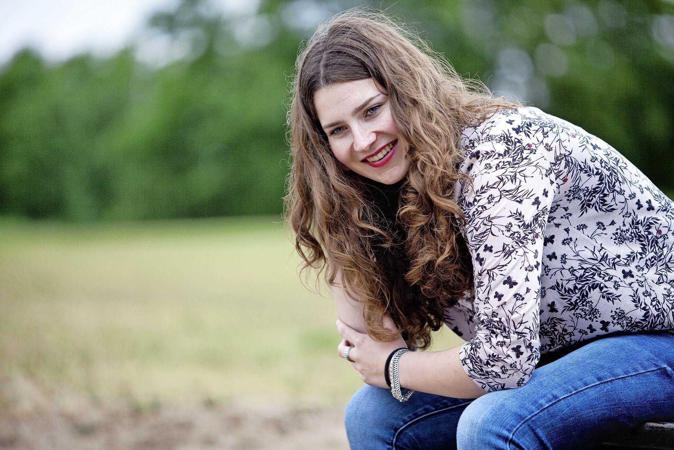 Demi Baltus (23) nieuwe polderdichter van Haarlemmermeer