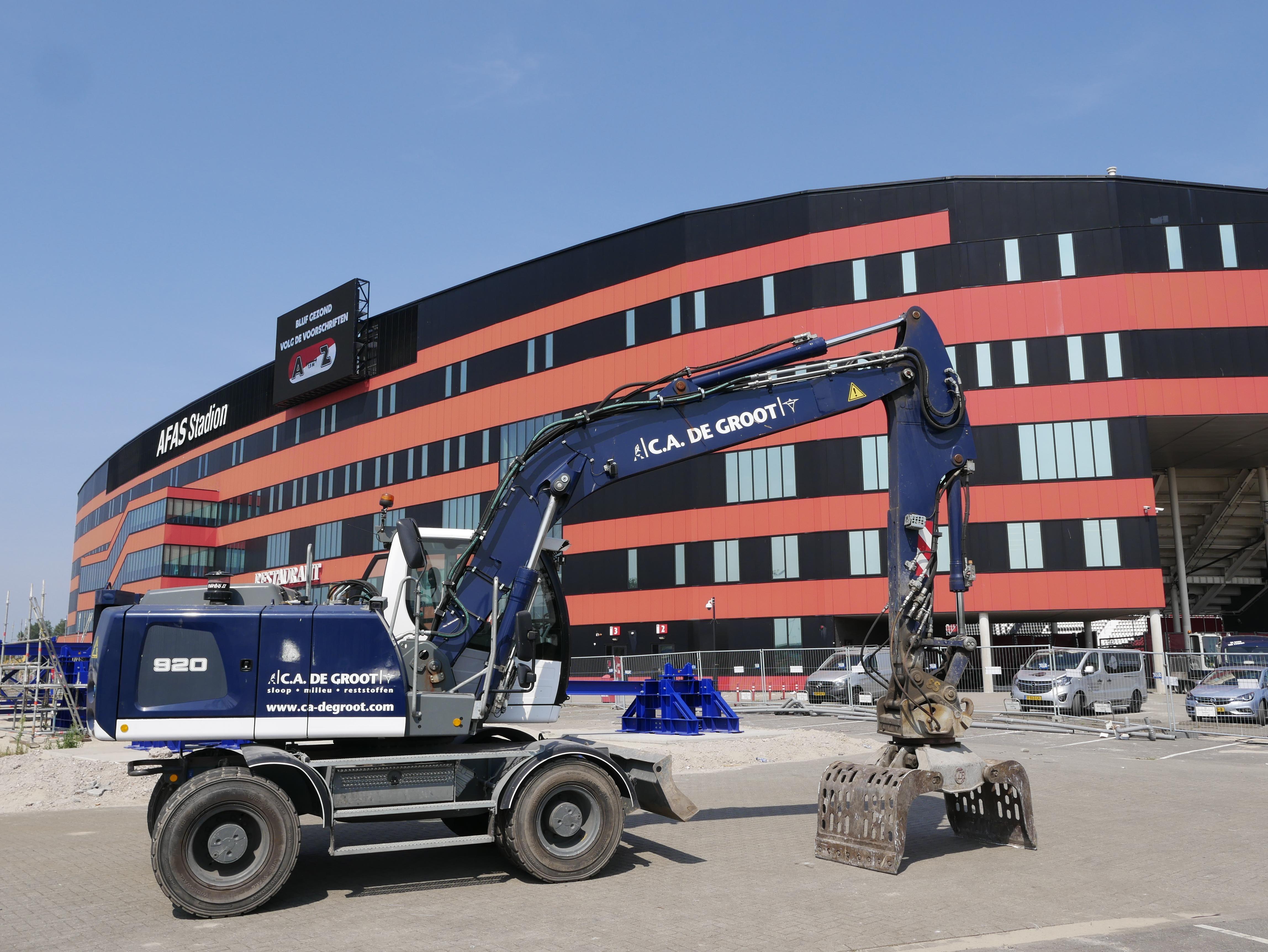 AZ vindt alsnog een tegenstander: Telstar komt naar Alkmaar