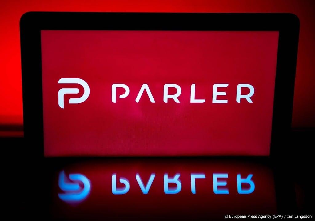 Rechtse Twitter-variant Parler weer online met Russische hulp