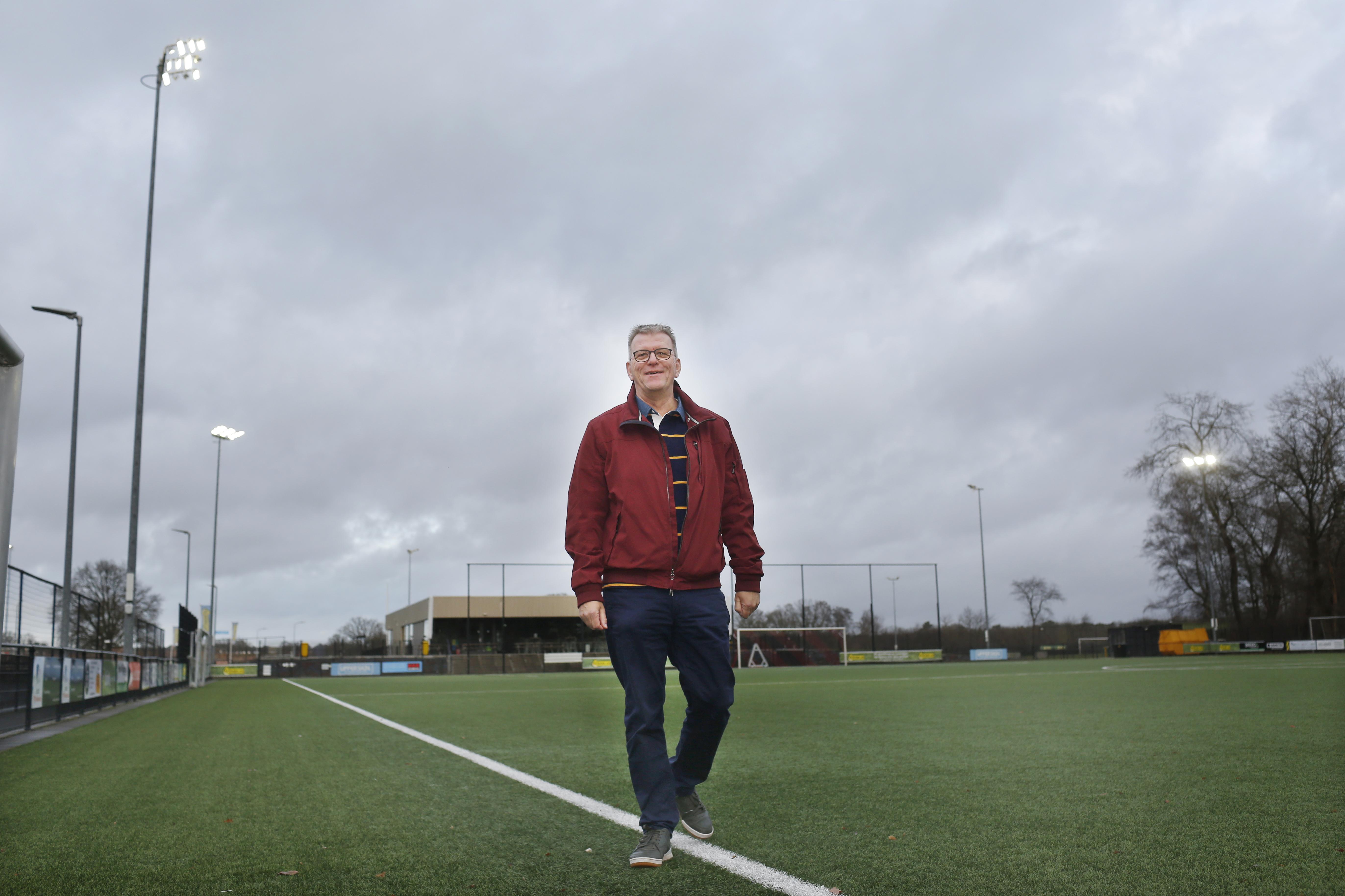 Alberdingk Thijm College uit Hilversum sport komend jaar op velden van HSV Wasmeer: 'Verplicht buiten sporten is goed bevallen'