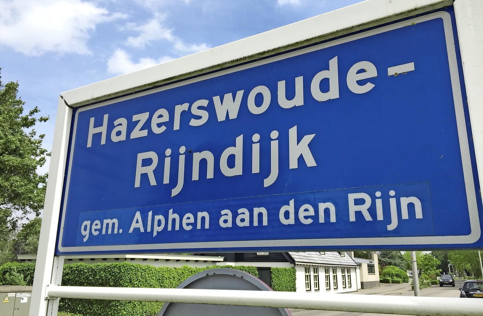 Groen licht voor huizenbouw Westvaartpark in Hazerswoude-Rijndijk