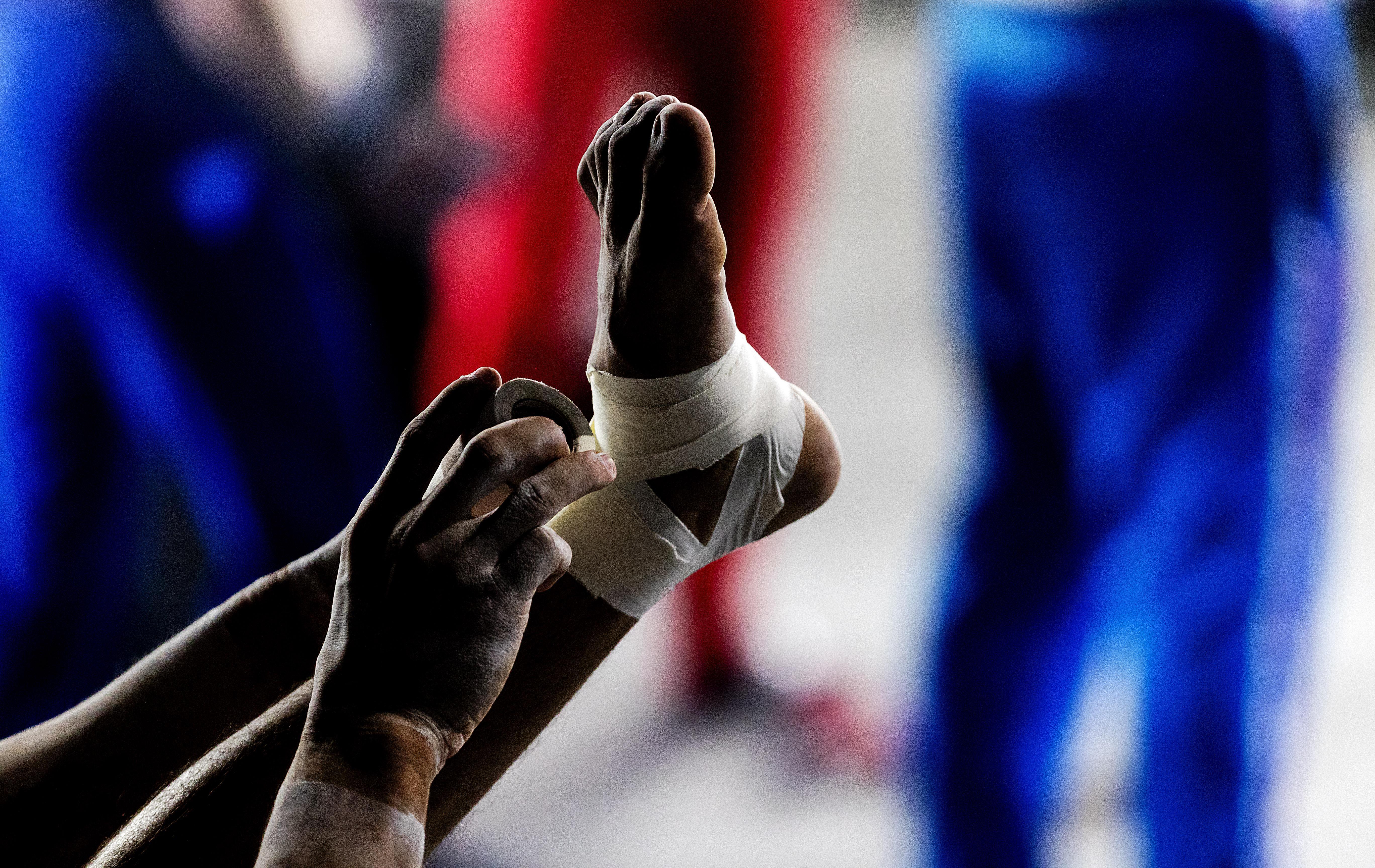 Turnsters Oranje: bij huidige team heerst gezond sportklimaat