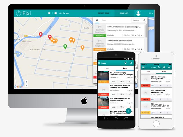 Meer te 'fiksen' in Hollands Kroon dankzij app [video]