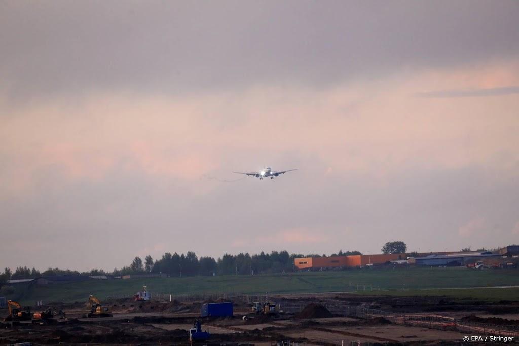 Wit-Rusland na 'vliegtuigincident' hoofdschotel op EU-top