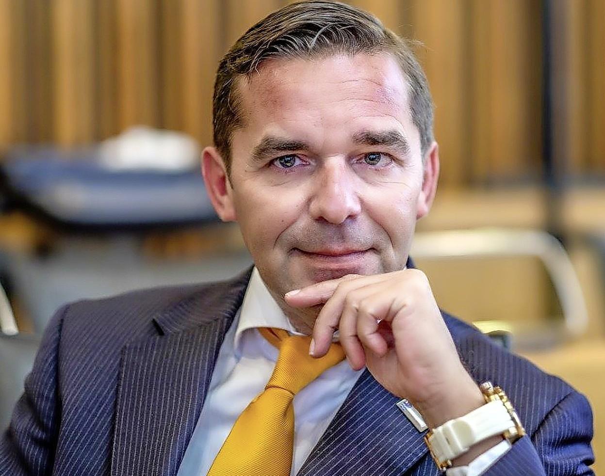 Forza Haarlemmermeer-oprichter Paul Meijer stopt als fractievoorzitter