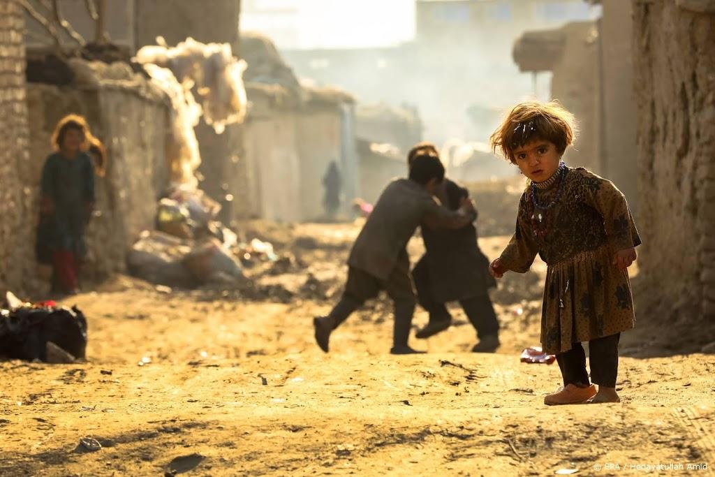 Onderzoek: 26.000 kindslachtoffers bij conflicten Afghanistan