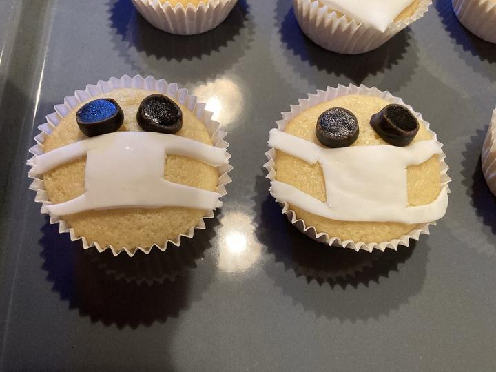 Cupcakes brengen leerlingen Leidse basisschool De Meerpaal samen