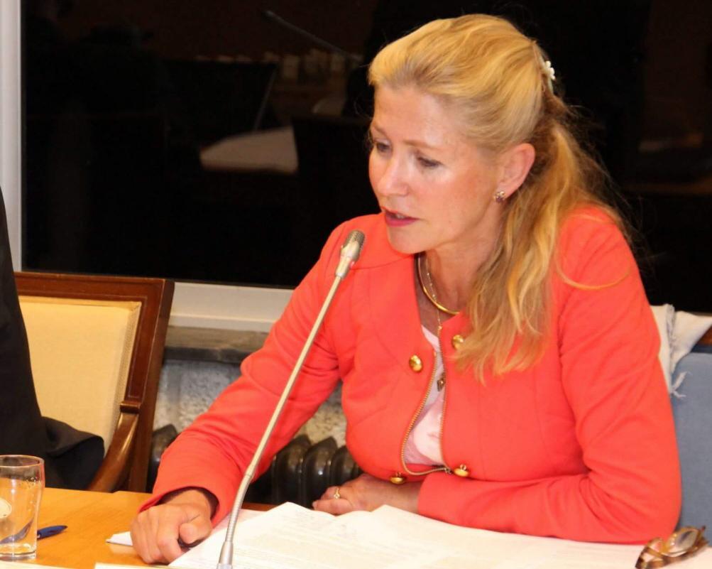 Bloemendaals raadslid Marielys Roos wraakt Hof na afwijzingen