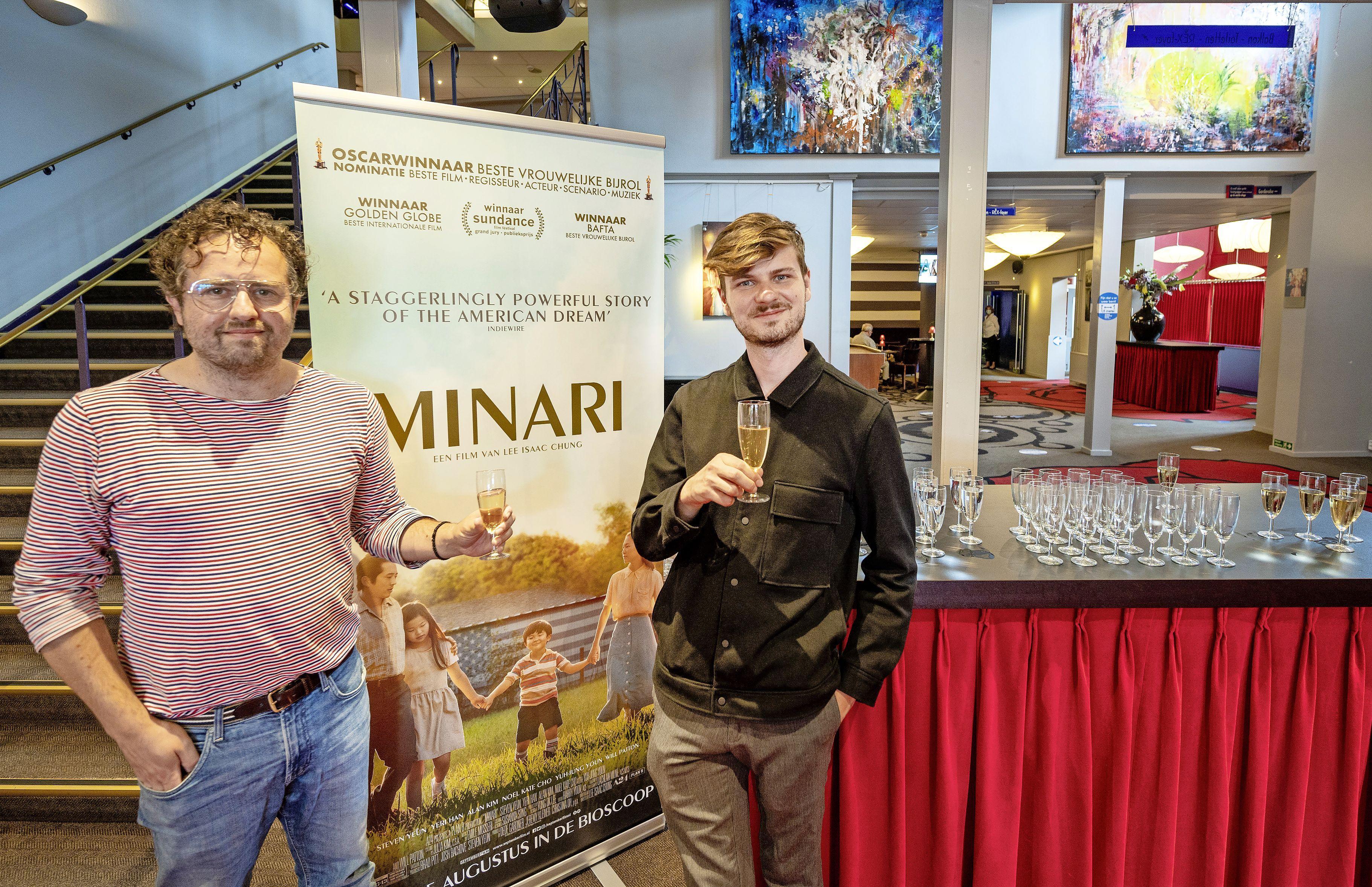 Voorpremières in Utrecht, een paar andere grote steden én IJmuiden: jong Filmtheater Velsen wordt serieus genomen
