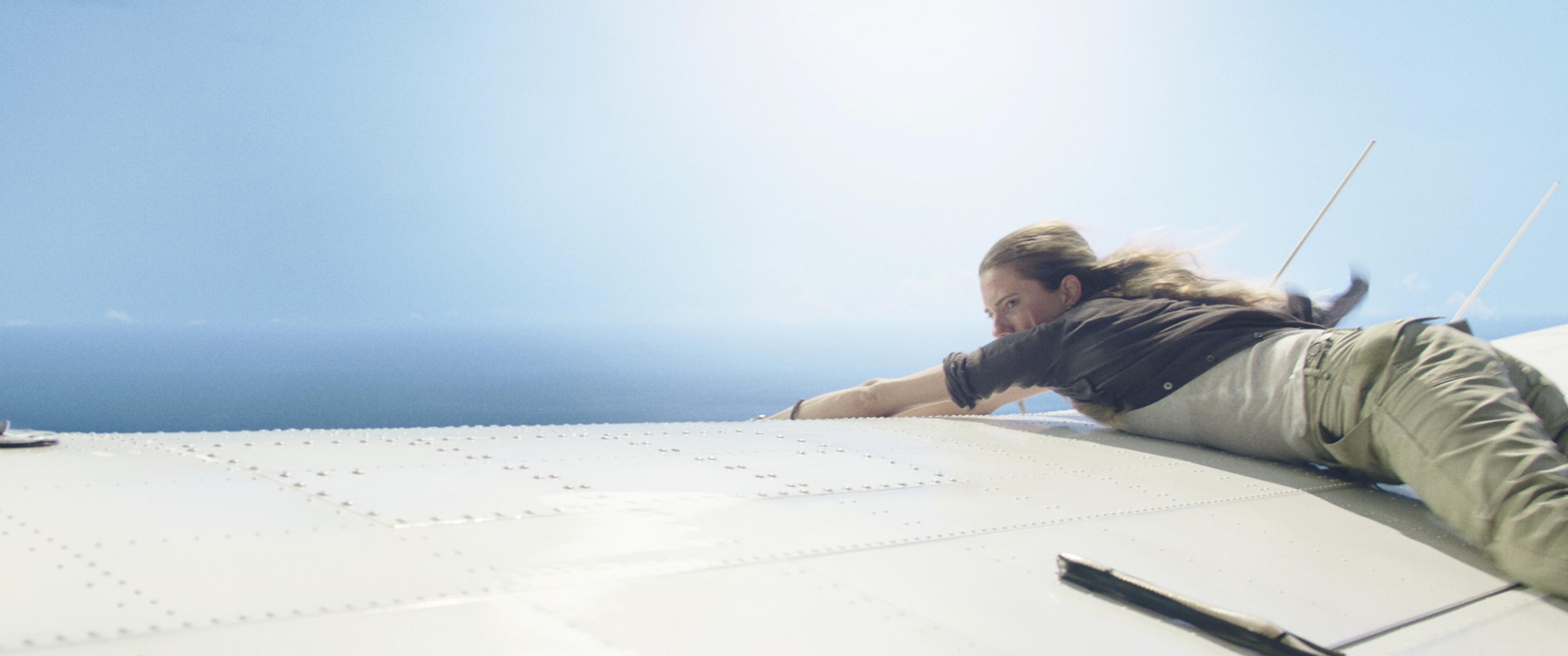 Filmrecensie 'Horizon line':Een overdaad aan ellende in thriller