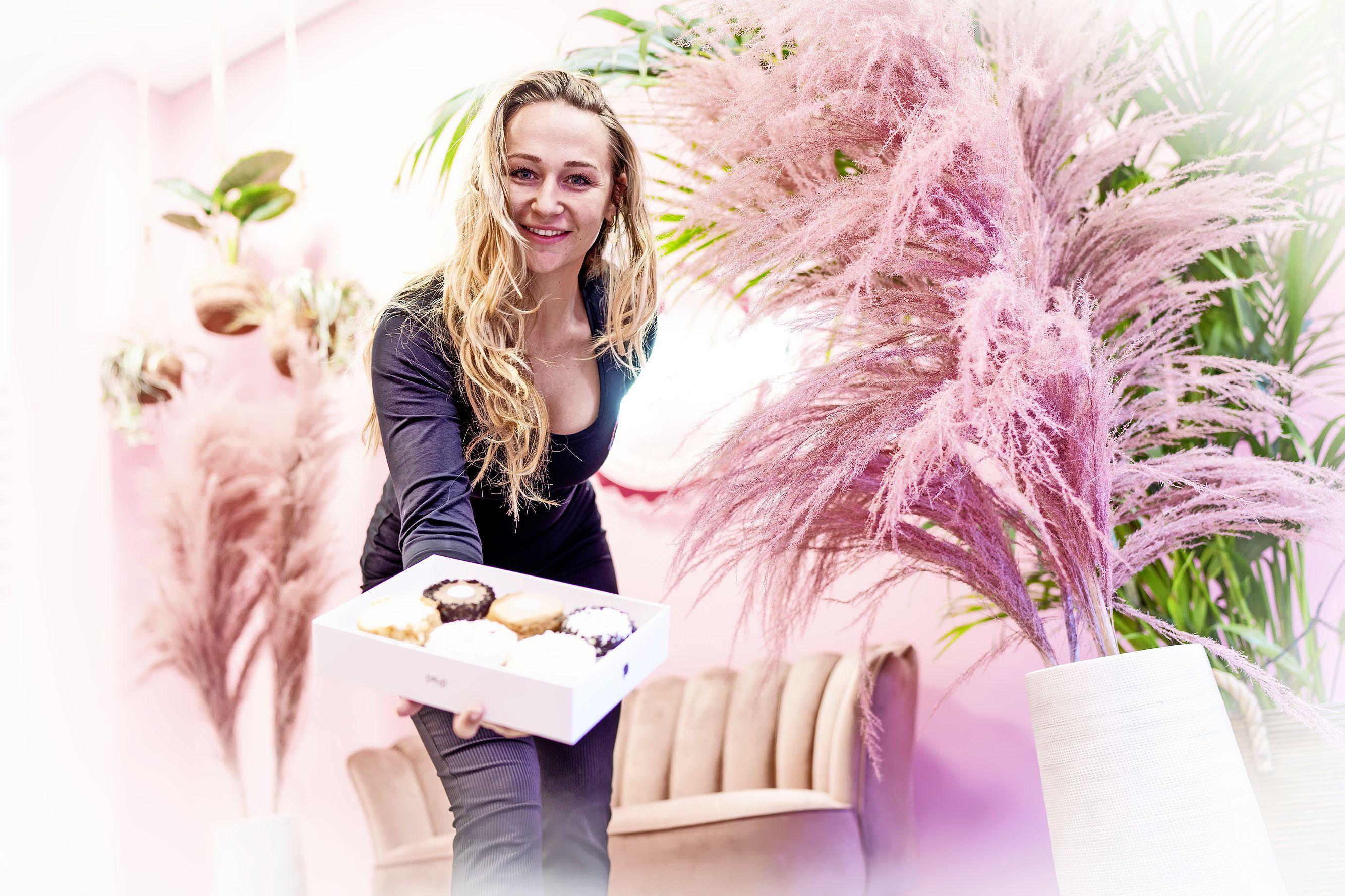 Shoppen: Eerste cupcakemerk van Nederland in de Breestraat: 'We zijn zeker dat het een groot succes gaat worden'