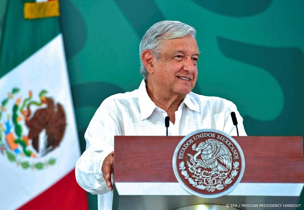 Mexicaanse president laat heel veel gevangenen vrij
