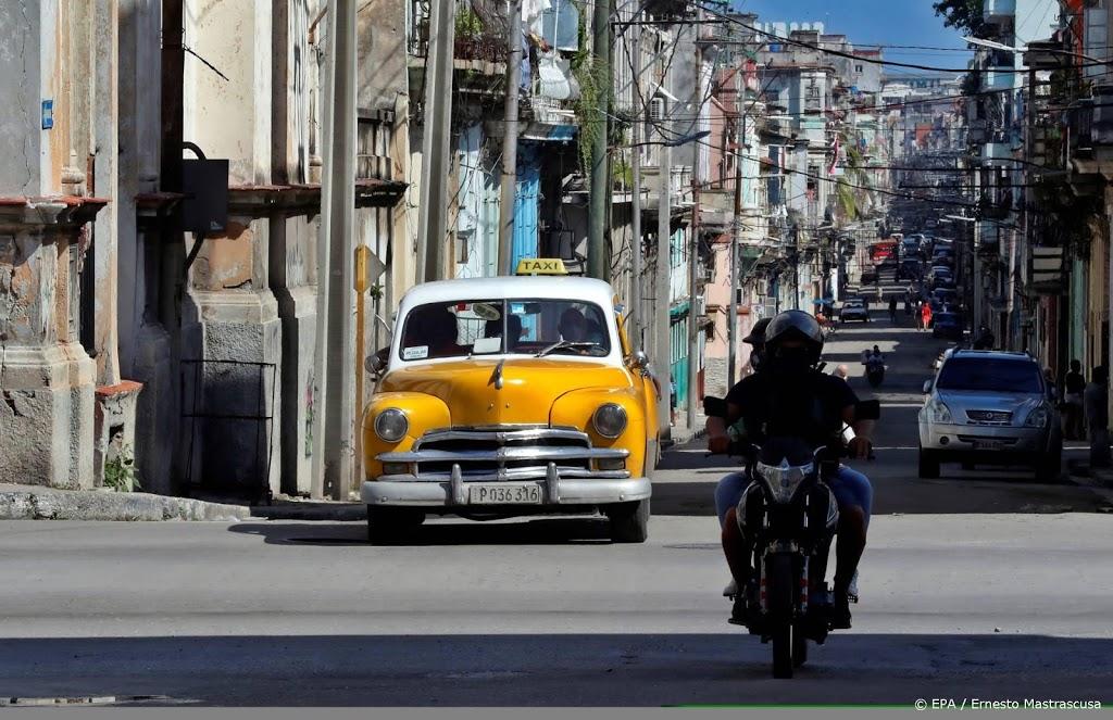 Cuba hoopt op ontspanning met VS