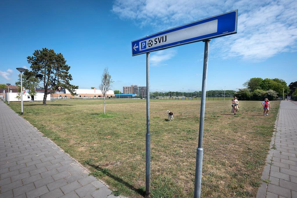Poepveld IJmuiden moet speelwalhalla worden voor kinderen