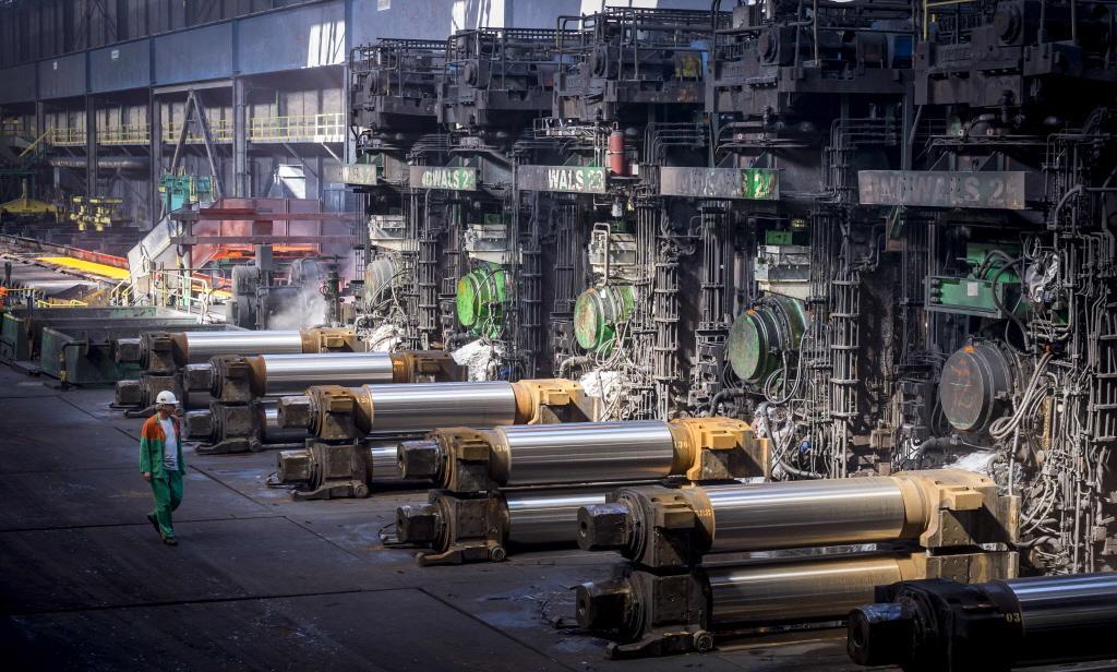 Komst staalhoofdkantoor naar Amsterdam goed voor Nederland