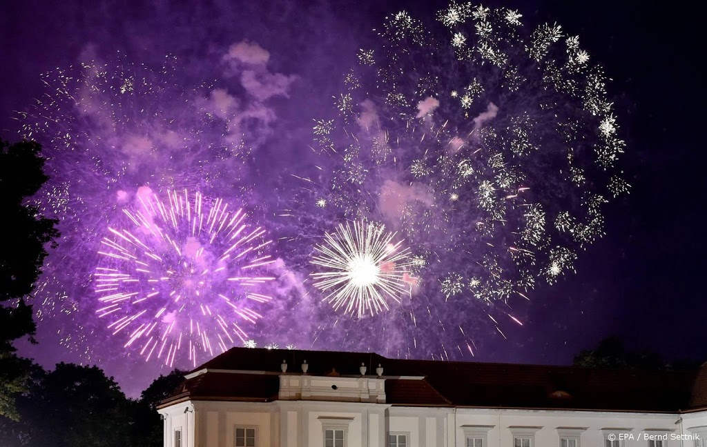 Duitsland verbiedt afsteken vuurwerk op grote pleinen
