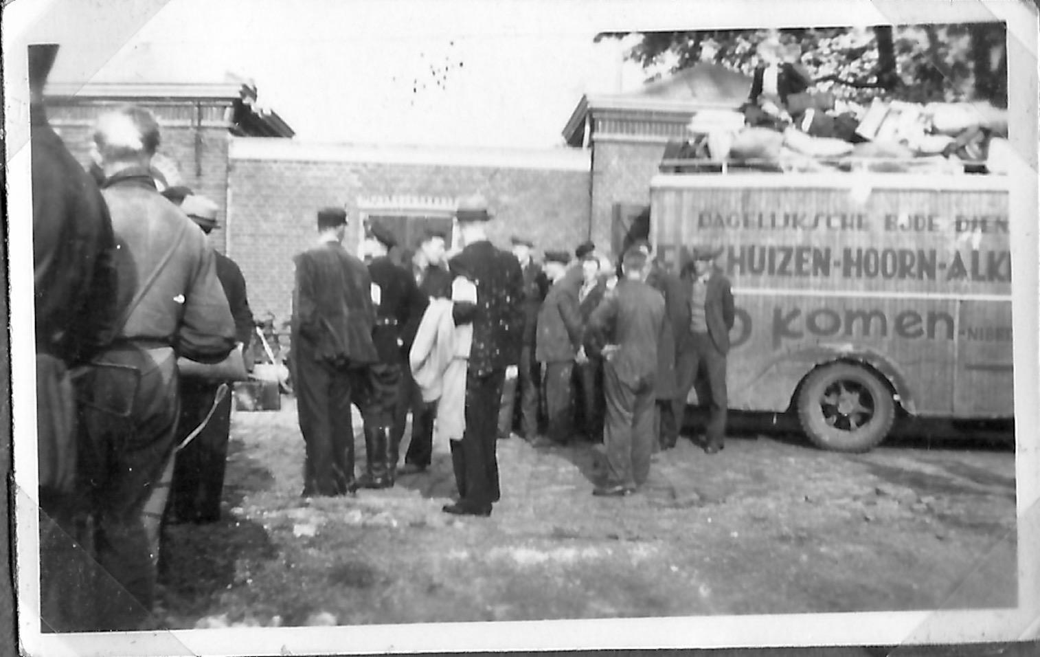 Het mededogen was in de oorlog zoek in Hoornse gevangenis de Krententuin