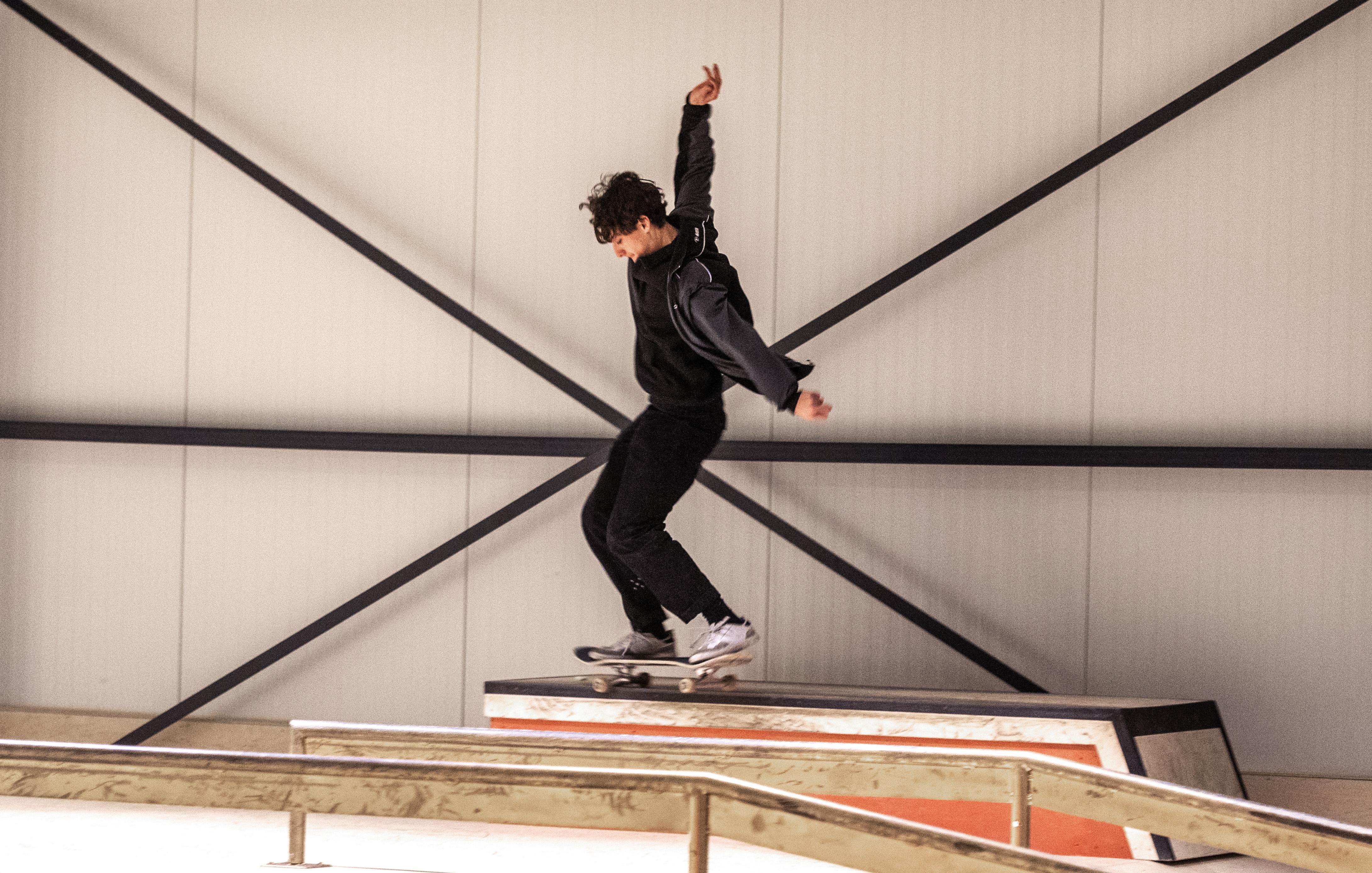 Het sprookje van de skatehal in de Waarderpolder: 'Nondeju, het staat er gewoon'