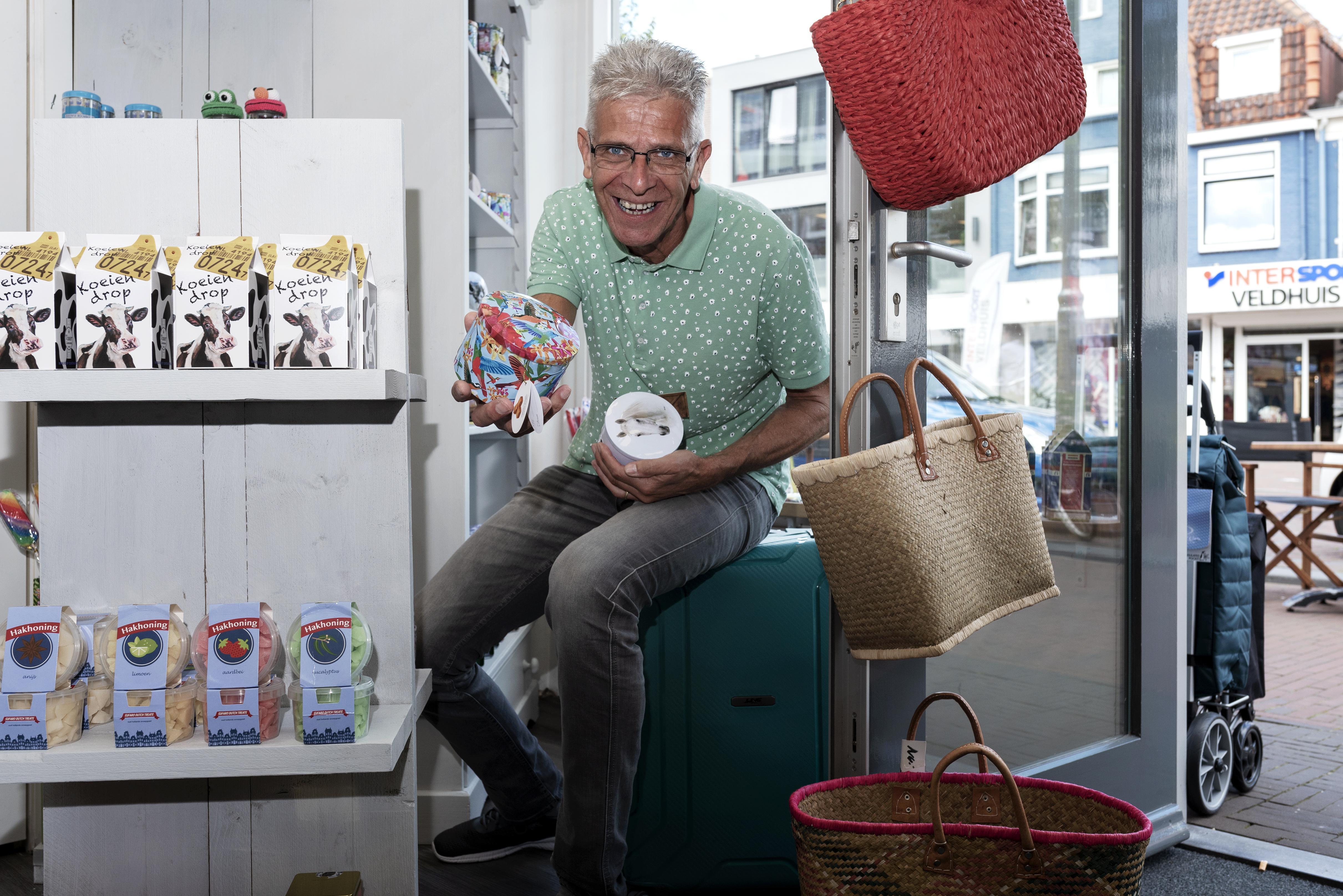 Tassenwinkel in Beverwijk gaat nu ook oud-Hollands snoep verkopen