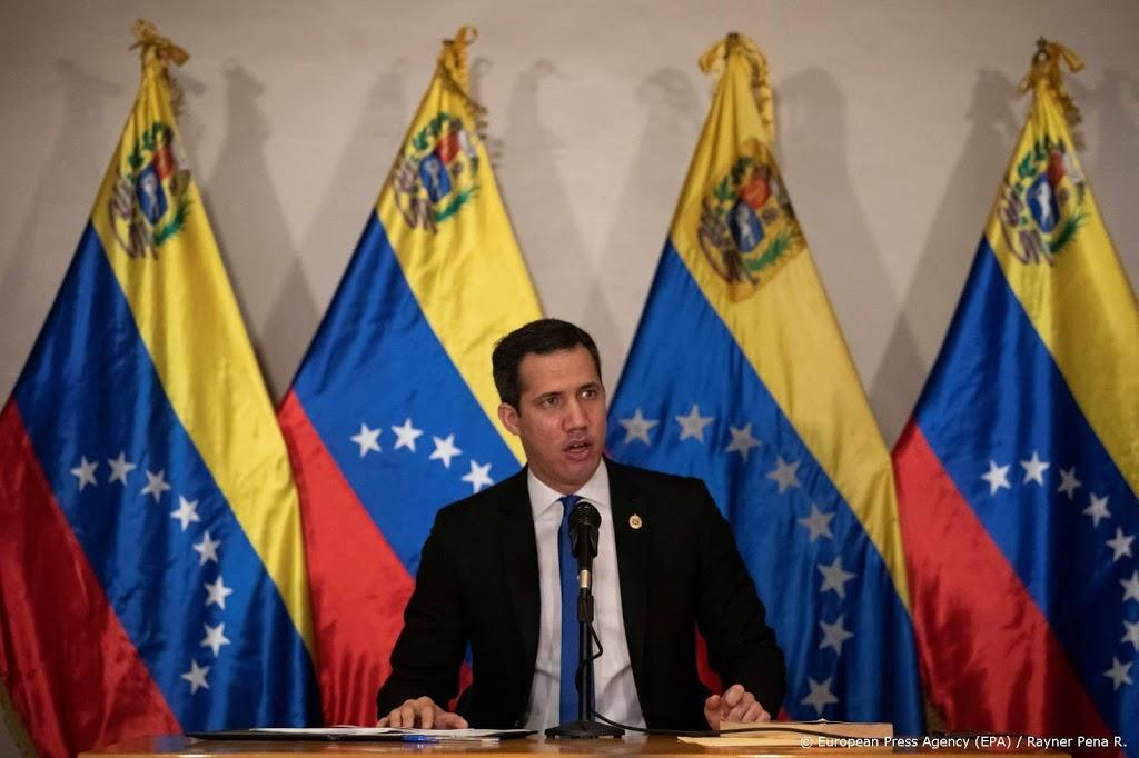 Nederland: oppositieleider kan niet meer namens Venezuela spreken