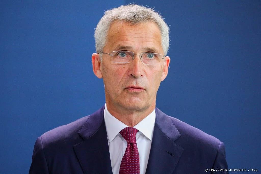 NAVO-chef Stoltenberg: ook Biden zet druk op bondgenoten