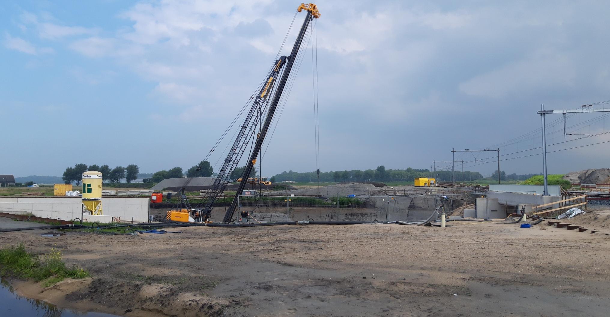 'Bouw nieuw station voor Voorhout langs Noordelijke Randweg'