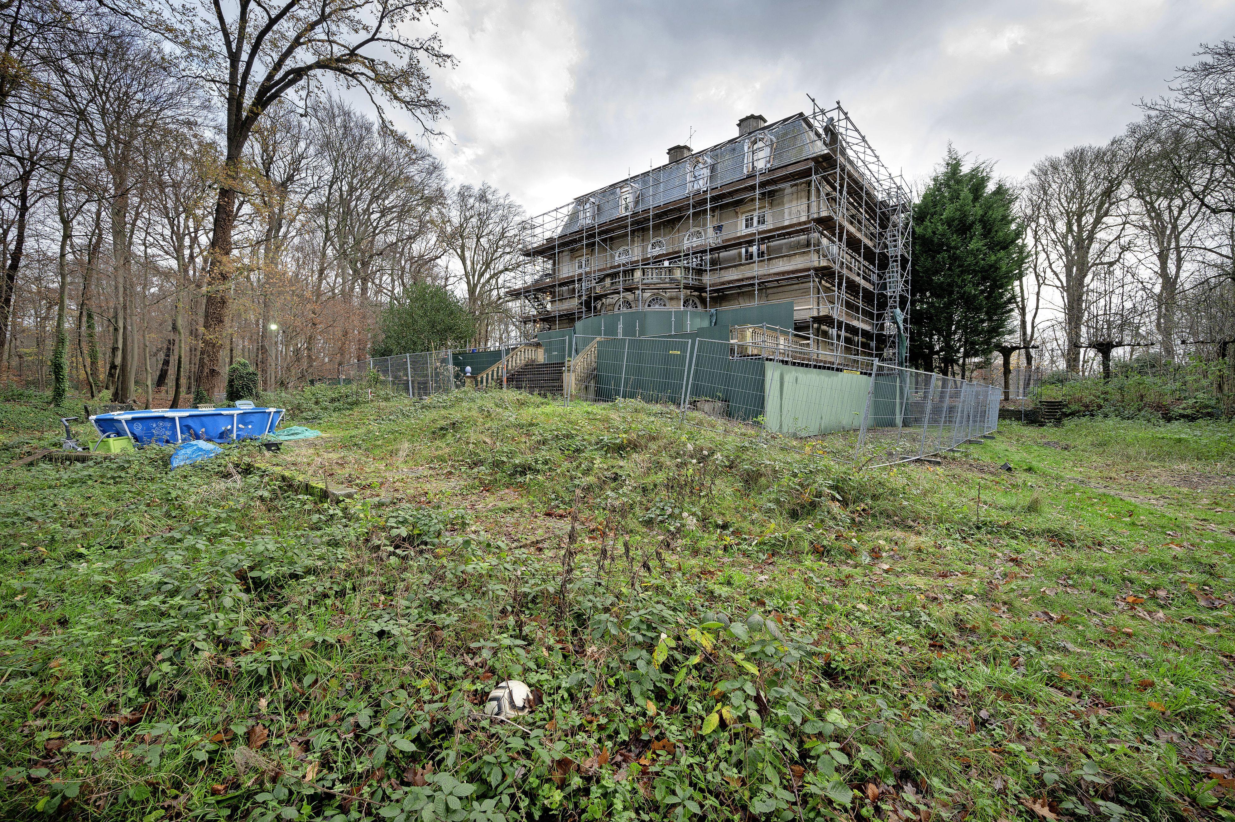 Wassenaar redt Huize Ivicke van de ondergang; nu nog de rekening door eigenaar Van de Putte betaald zien te krijgen