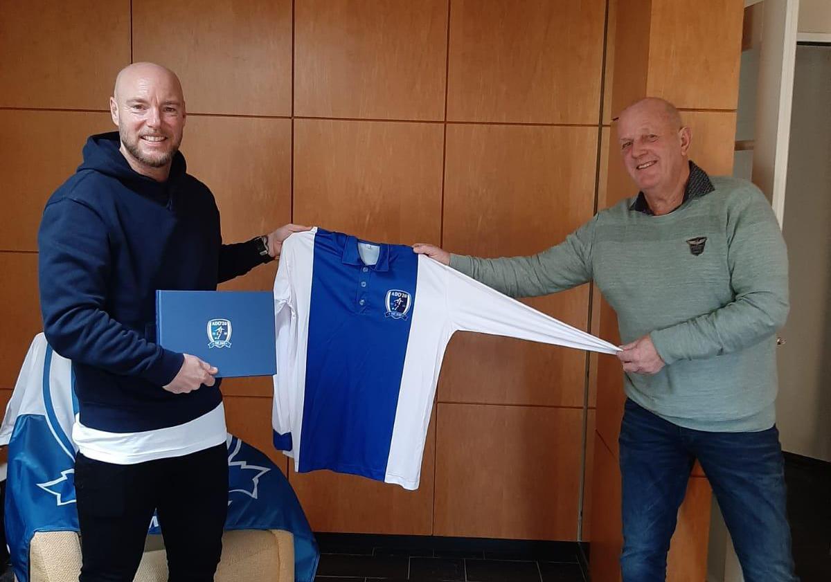 Roy van der Mije is de nieuwe trainer van ADO'20. De Haarlemmer maakt tot ongenoegen van OFC overstap naar divisiegenoot