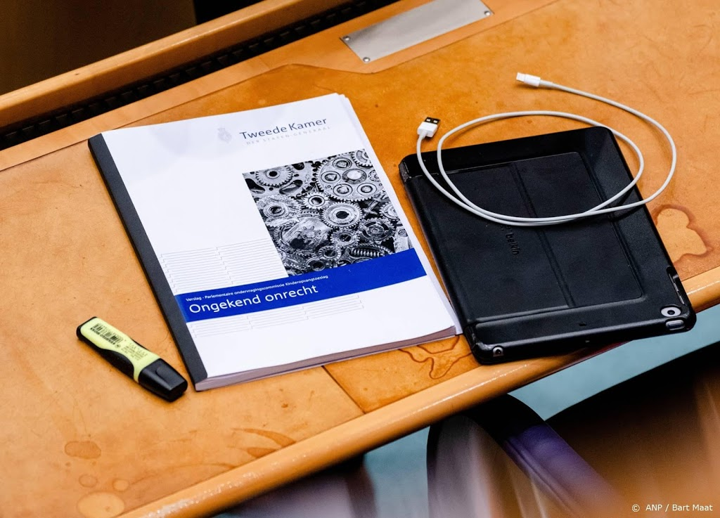 Fraudeaanpak en rol Kamer onderzocht in enquête toeslagenaffaire