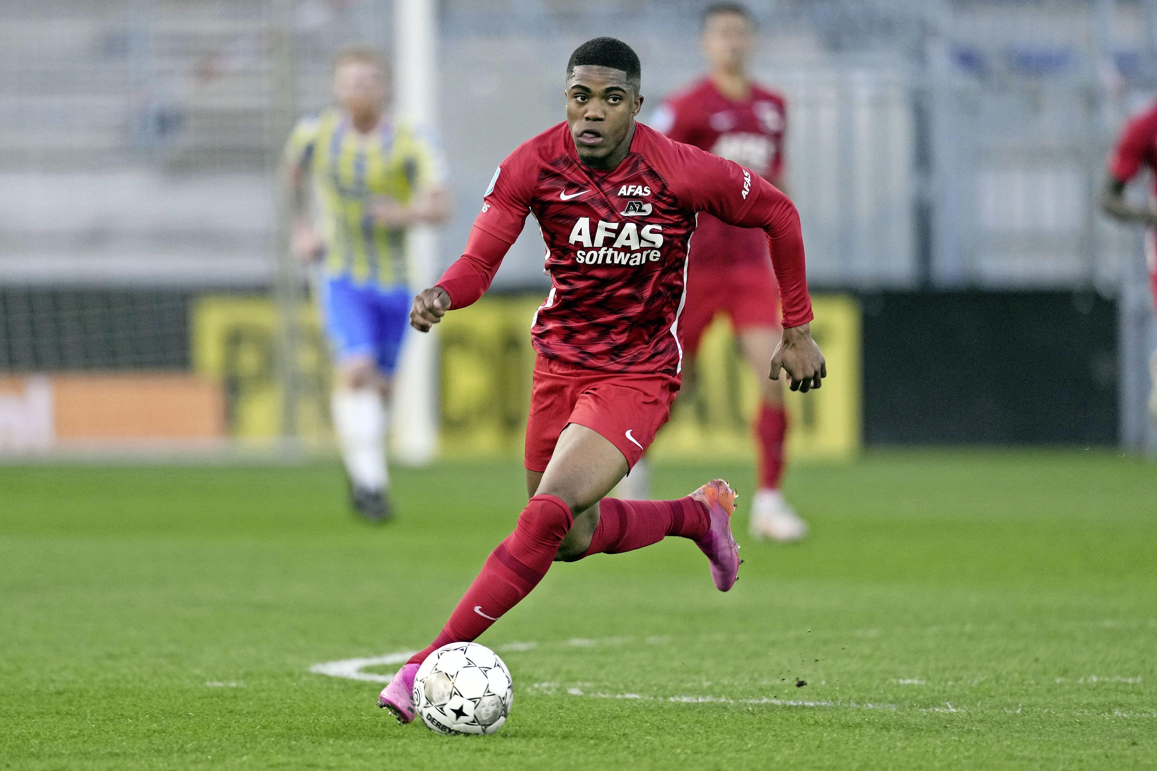 AZ begint zonder Boadu aan thuiswedstrijd tegen Fortuna