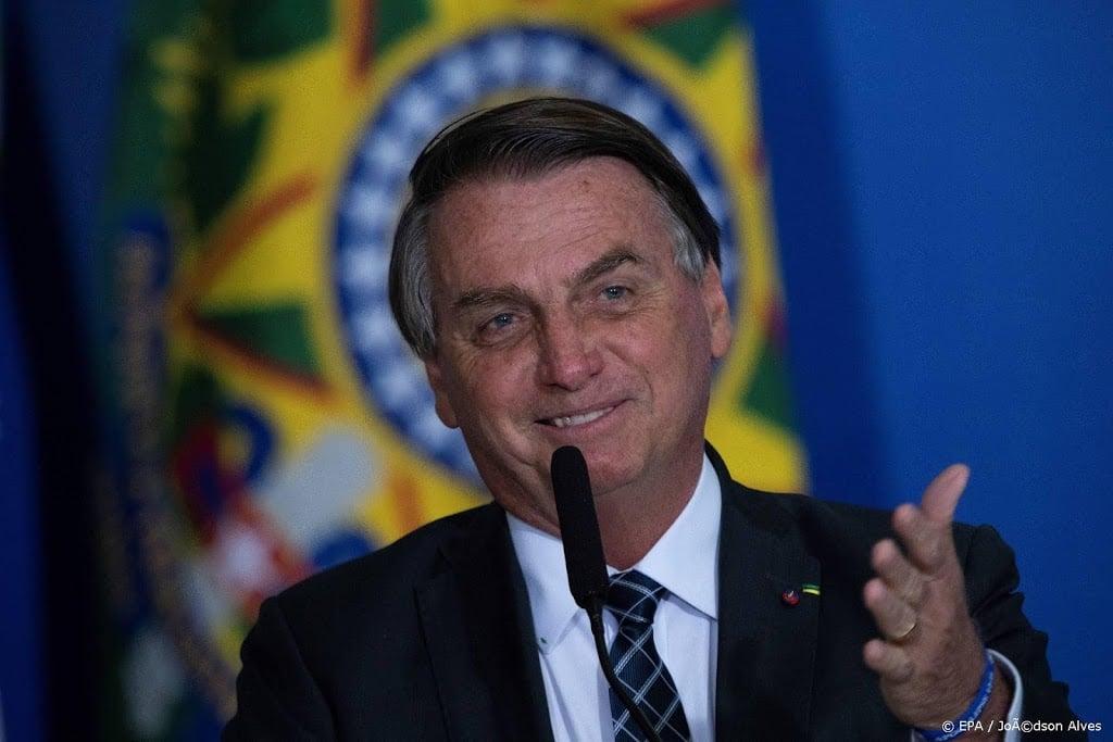 Hooggerechtshof onderzoekt corruptie Bolsonaro bij aankoop vaccin
