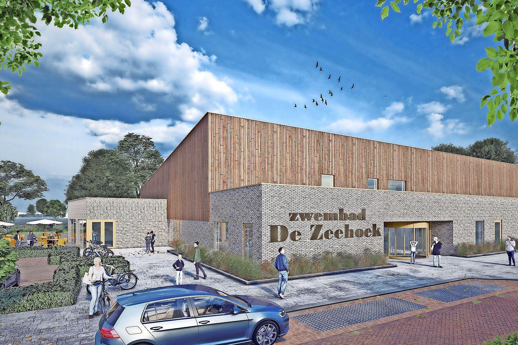 Toch bijeenkomst over alternatief plan op Zeehoek-terrein in Wervershoof. De VVD doet het dan maar zelf