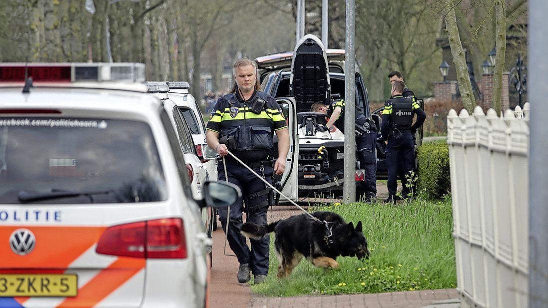 Politie pakt vier personen op bij 'conflict met vuurwapen' in Wognum