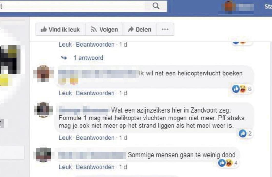 Opnieuw dreigt een official van Circuit Zandvoort