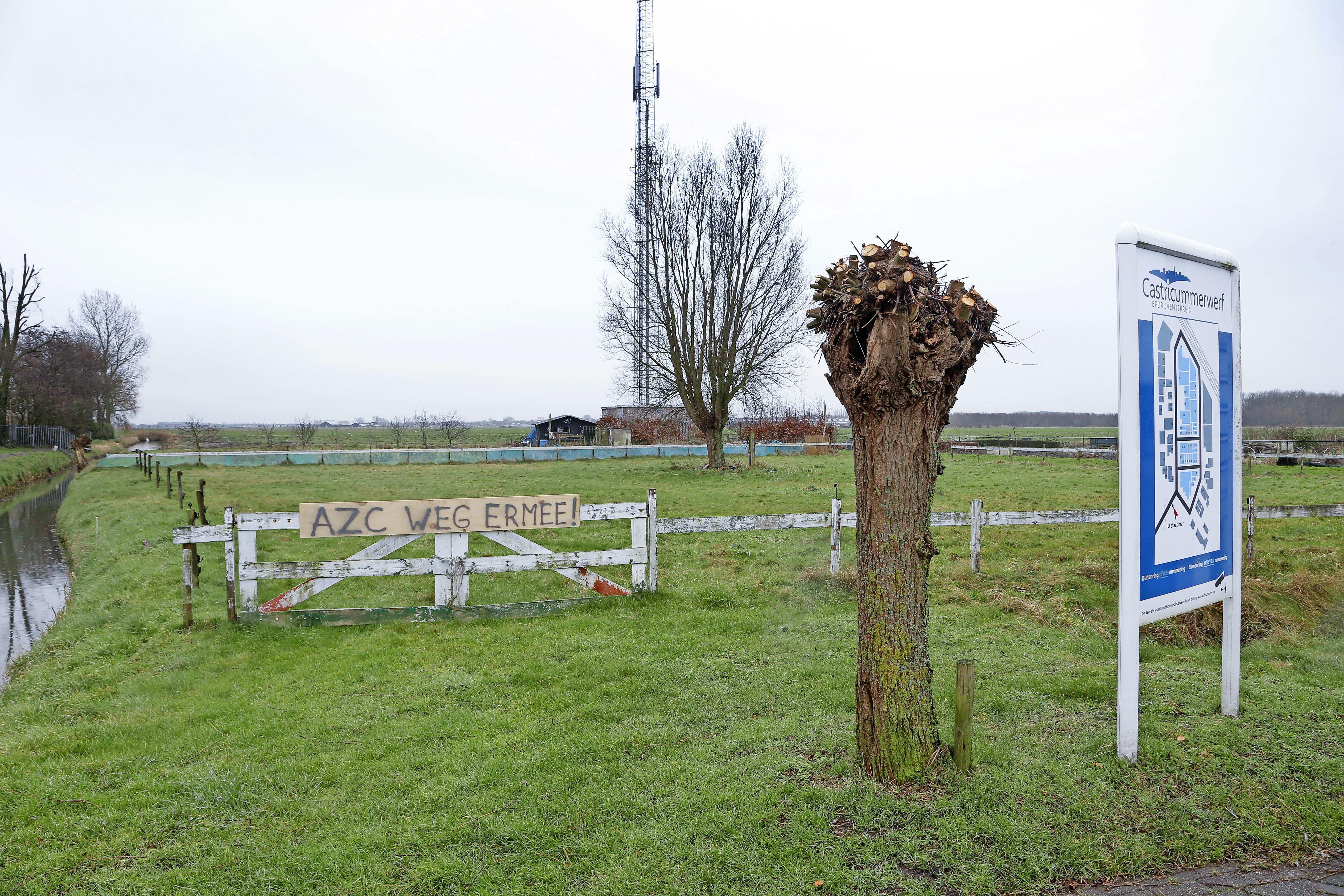 Forza IJmond wil weten waarom Velsen 22 'Bloemendaalse' statushouders een huis gaf