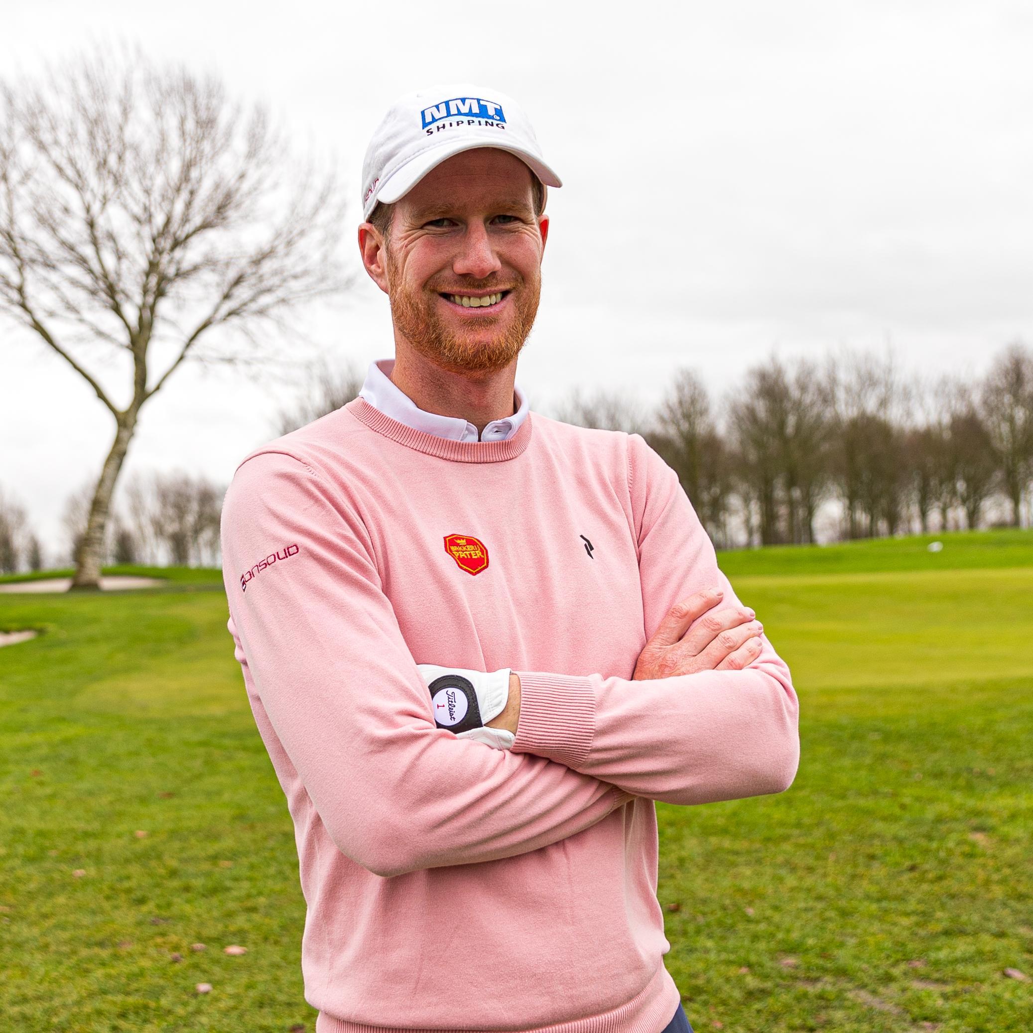 Golfer Wil Besseling na prima slotdag zeventiende op Cyprus Open