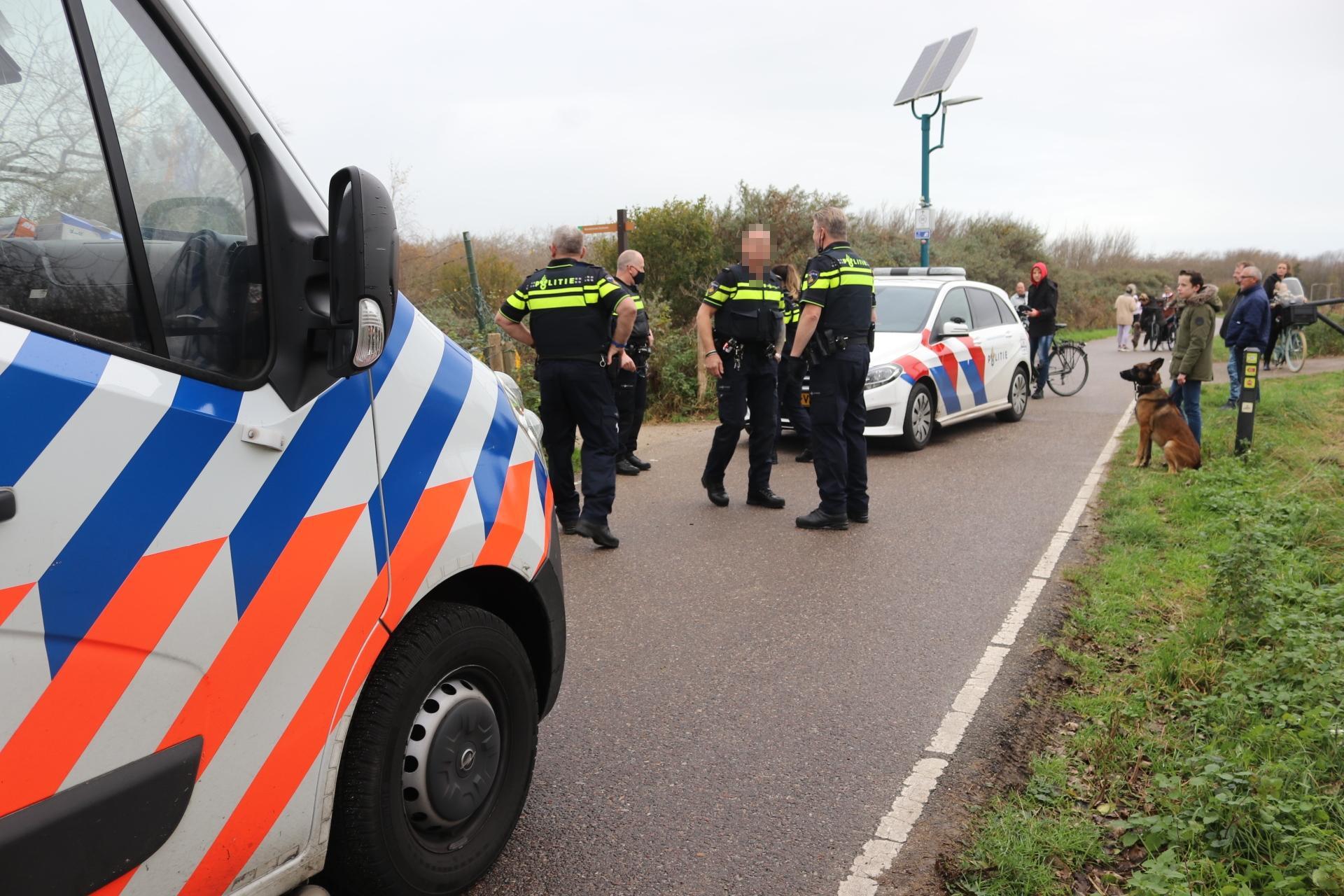 Kilo's aan drugs gevonden in woning van vuurwerkgooiers in Katwijk