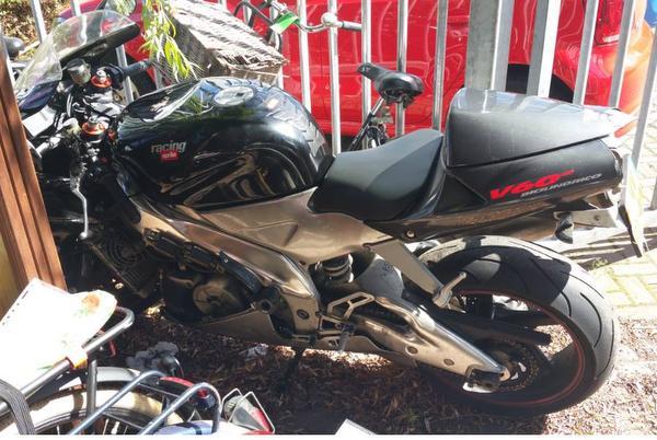 33-jarige Velsenaar op gestolen motor aangehouden in Haarlem