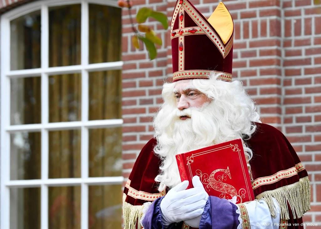 Meer dan 2 miljoen mensen keken op tv naar intocht Sinterklaas
