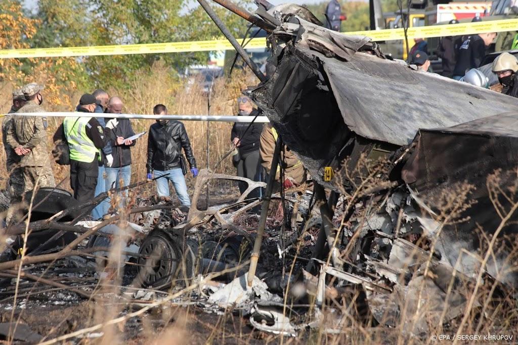 Bij crash militair vliegtuig Oekraïne 25 doden