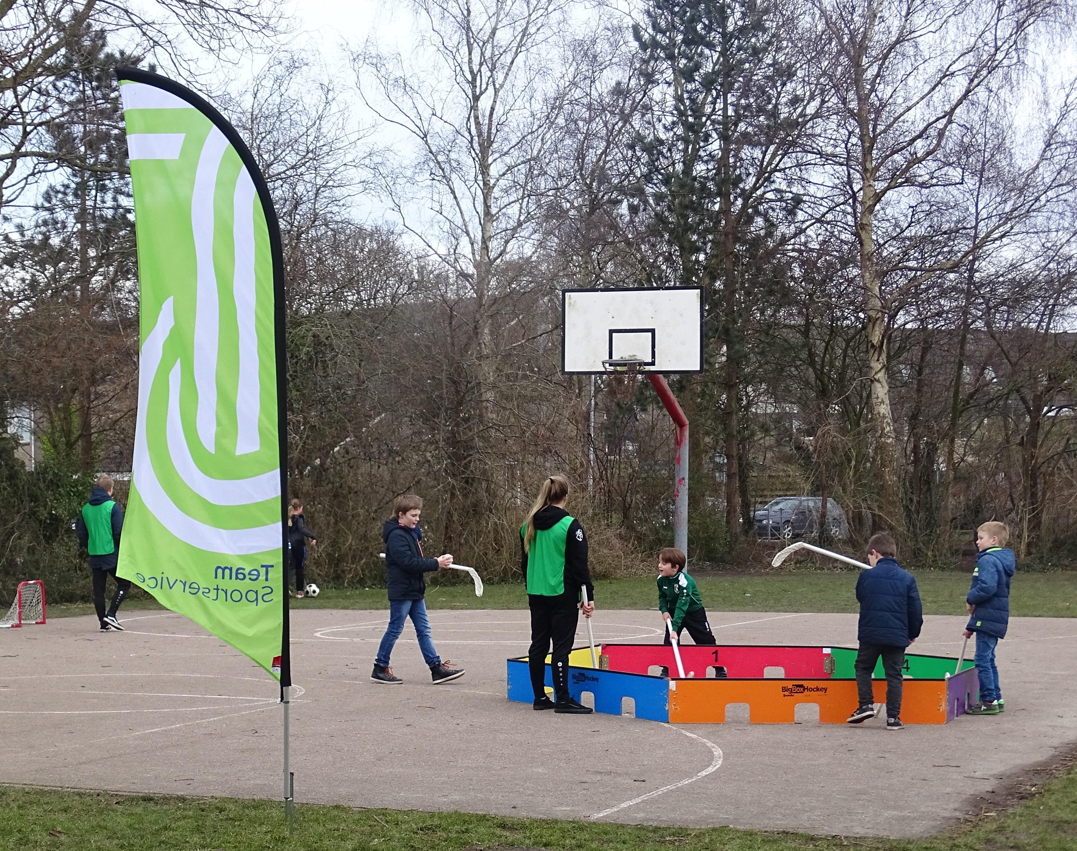 Kinderen kunnen aan allerlei sporten snuffelen in Schagen en Tuitjenhorn