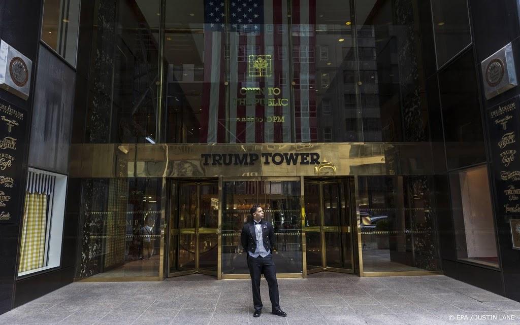Directeur Trump Organization meldt zich bij aanklager in New York